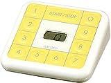 SEIKO CLOCK (セイコークロック) タイマー ピピタイマー 白 分表示 MT601C