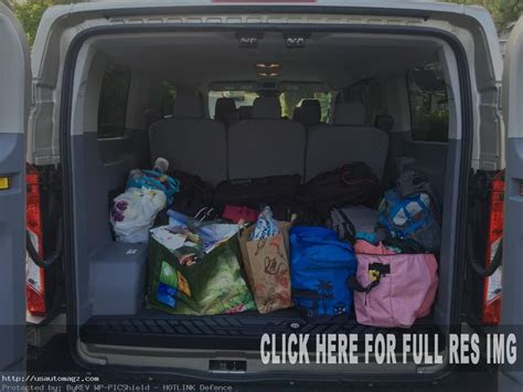 ford transit  passenger vans model review fuel