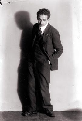 Antoni Borowiec, autoportret