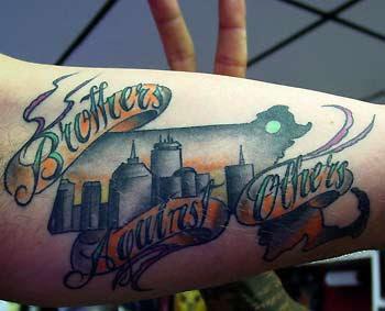 Brother Tattoos Ideas Japanese Tatoo Designs