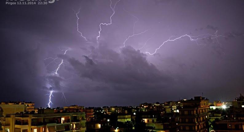 Κακοκαιρία με χαρακτηριστικά τις κατά τόπους ισχυρές βροχές και καταιγίδες, τη σημαντική πτώση της θερμοκρασίας, τις χιονοπτώσεις και τους θυελλώδεις ανέμους