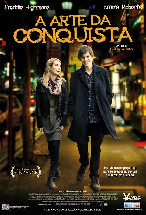 A Arte Da Conquista Filme Completo Dublado