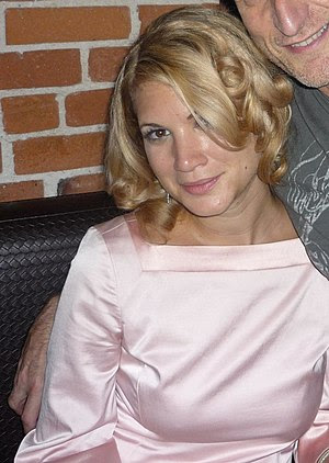 Actress Rebekah Kochan at premiere Eating Out 3.