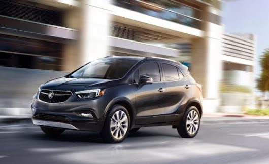 Buick Encore is a Driving Force in Small SUV Segment