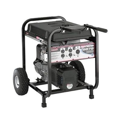 Best portable generator reviews coleman powermate 5 500 for Circuit breaker for 7 5 hp motor