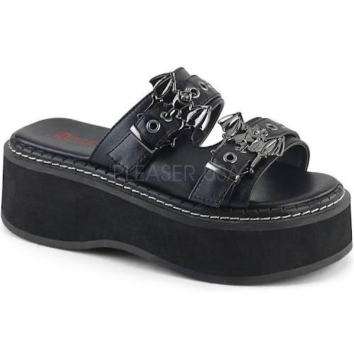 Women's Demonia Emily-100 Slide Sandal