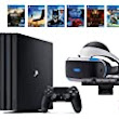 PlayStation VR Deluxe Bundle 12 Items:VR Start Bundle,PS4 Pro 1TB,8 VR Game Disc Rush of Blood,Valkyrie,Battlezone,Batman,DriveClub,Eagle, RIGS,Resident Evil 7:Biohazard - PlayStation 4 - Vloya - Find Your Best Shopping Online From USA and Worldwide!