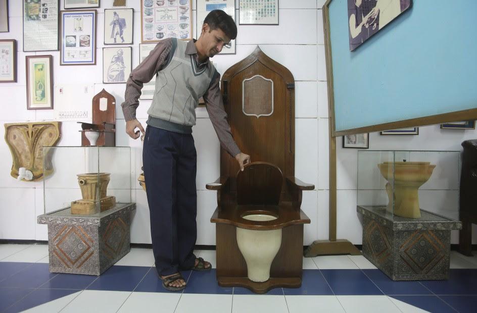 El Día Mundial del Inodoro