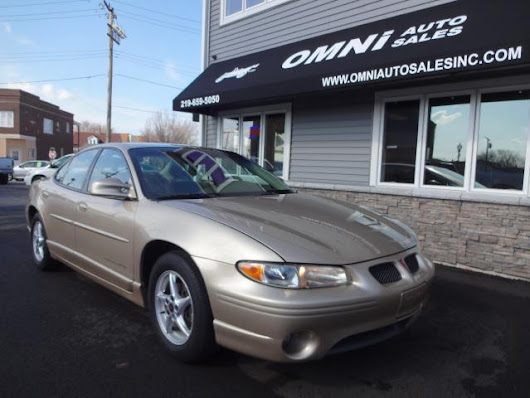 Used 2003 Pontiac Grand Prix for Sale in Whiting  IN 46394 Omni Auto Sales