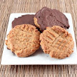 Chocolate Dipped Almond Butter Cookies (Low Carb and Gluten Free) - Living Low Carb One Day At A Time