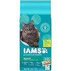 Iams Proactive Health Adult Indoor Weight & Hairball Care with Chicken Cat Food - 7 lb bag