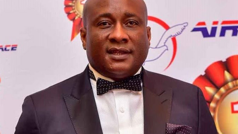 Image result for images of EFCC grills Air Peace boss, Allen Onyema