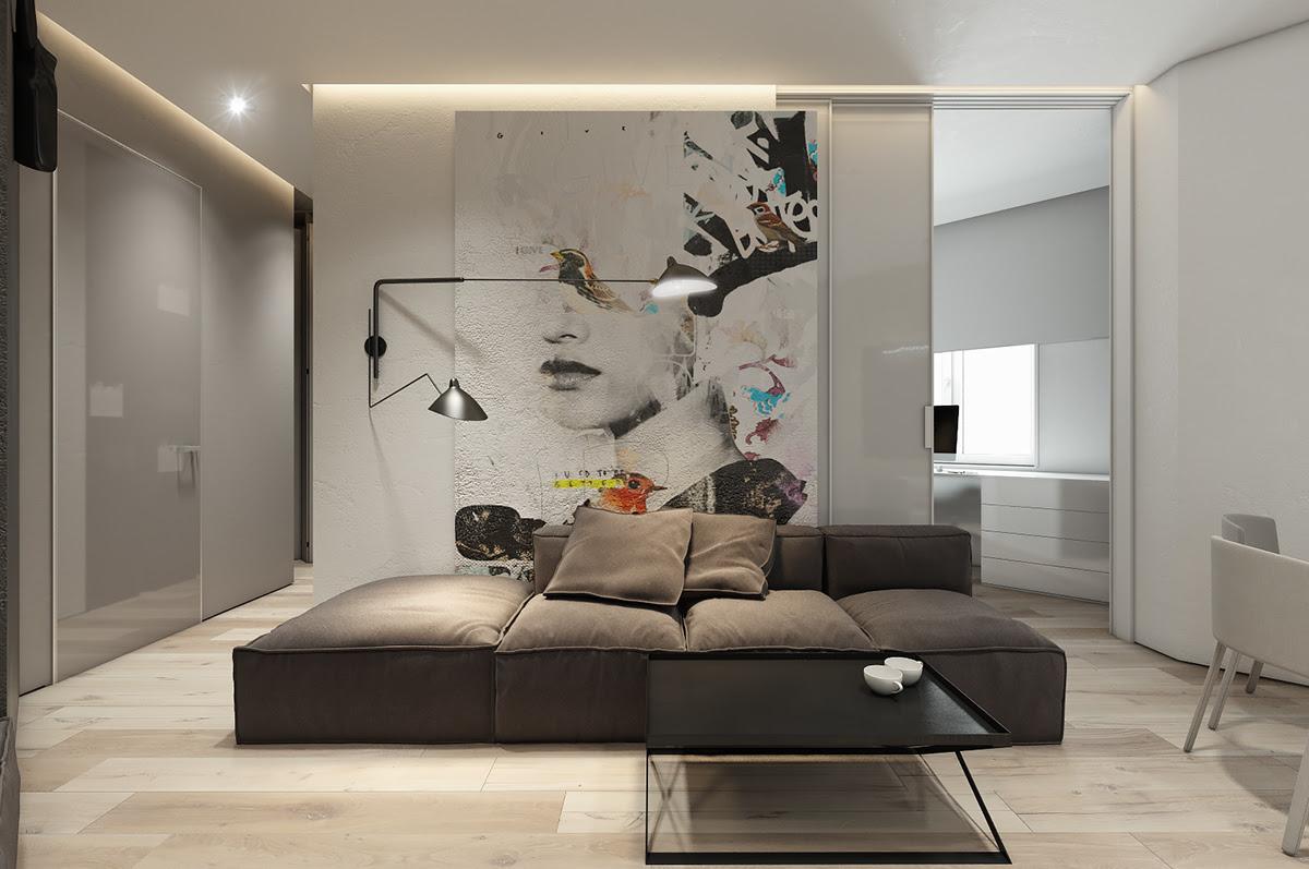Zen living room ideas