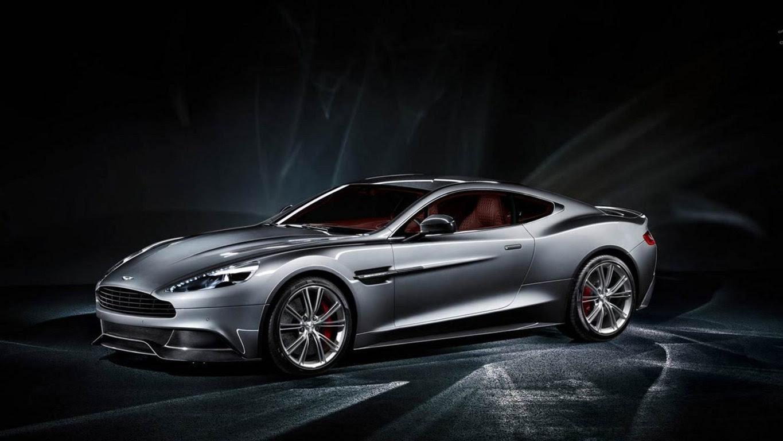 Aston Martin Vanquish Wallpaper 2 Desktop Wallpapers Hd