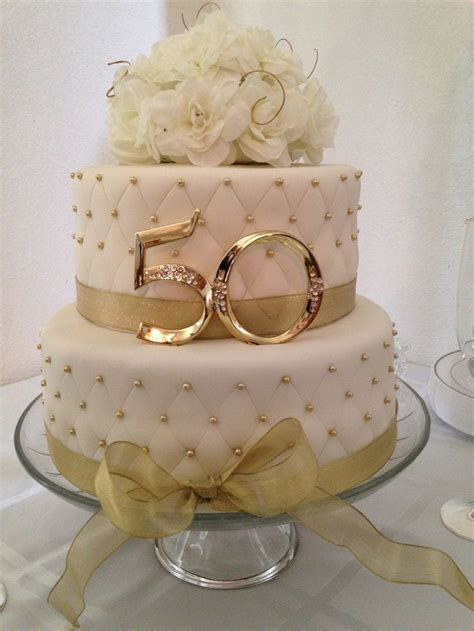 25  best ideas about 50th Anniversary Cakes on Pinterest