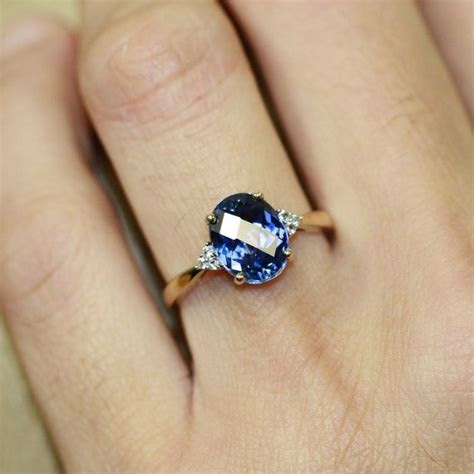 17 Best ideas about Sapphire Rings on Pinterest   Blue