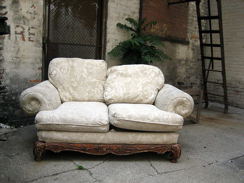 the lonely couch