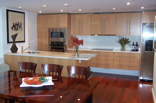 Kitchens - Contemporary styling - Packard Cabinetry-Custom Kitchen & Bath Cabinets, Countertops-NY, NC