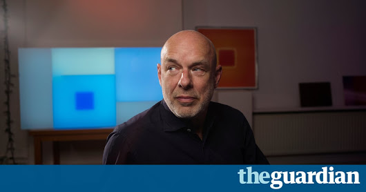 Brian Eno: 'We've been in decline for 40 years – Trump is a chance to rethink' | Music | The Guardian