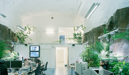 Inspiring Offices: 10 Creative Workspace Environments |