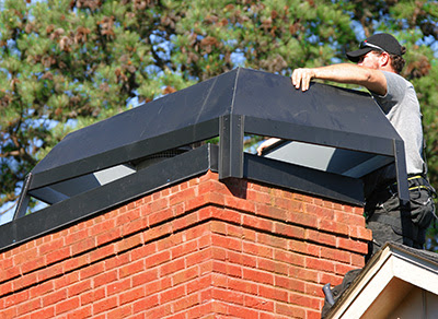 Chimney Toppers - Chimney Shrouds - Chimney Pots - Atlanta Chimney Sweeps