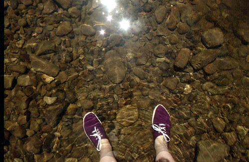 Keds are water shoes
