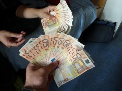 Euros - Foto de Rex Roof/Flickr