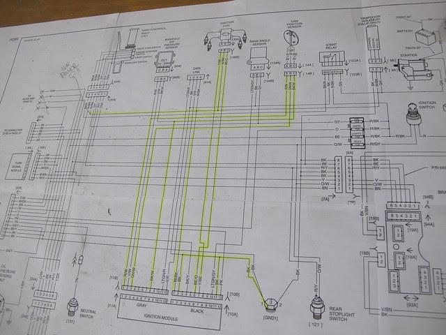 1990 Harley Fxr Wiring Diagram - biokonyha
