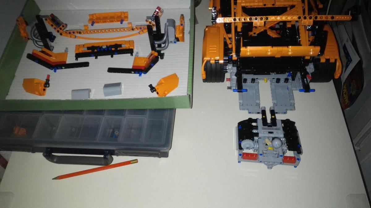Lego Technic 42056 Porsche 911 Gt3 Rs 4 1 Xtase Androids