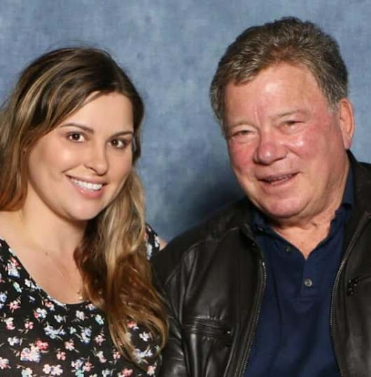 Joanna Campbell Interviews William Shatner