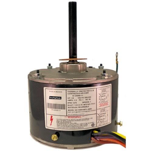 1  5 Hp Condenser Fan Motor Onetrip Parts U00ae Direct Replacement For Rheem Ruud Weatherking Oem 51