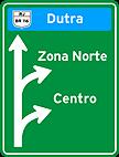 Placa de Orientacao de Destino - Placa diagramada 02