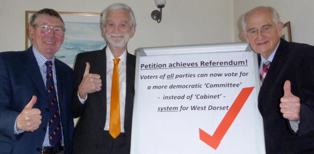 Public First group welcomes the referendum news