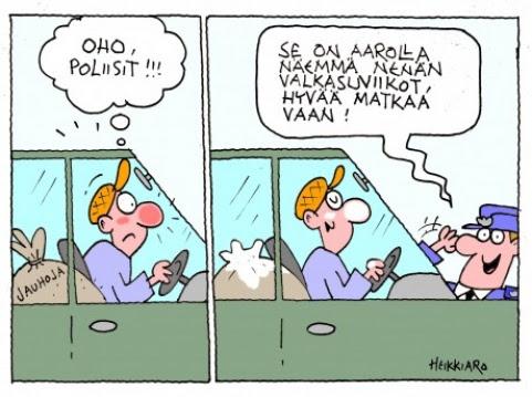 Pikkukylän vallesmanni ja pullakuski 31.3.17