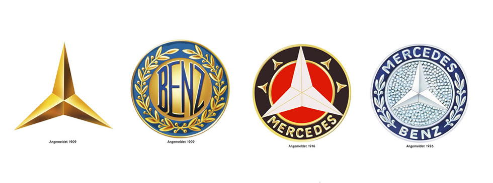 The True Story Behind the Mercedes-Benz Three-Pointed Star ...