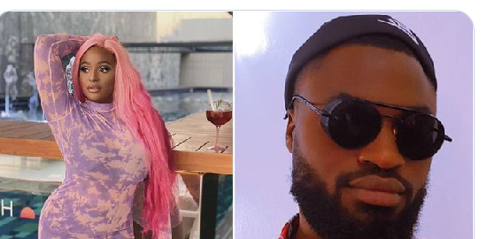"If Cuppy and I get married, I'm changing my surname to Otedola"" – Man reveals"