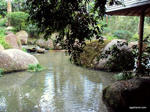 Japanese Garden Berjaya Hill Resort