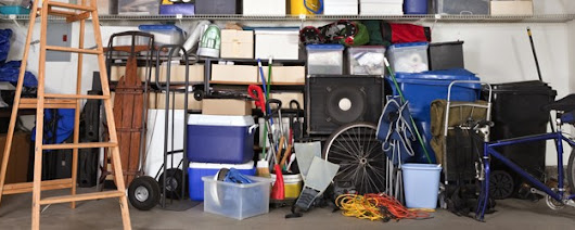 Make the Garage Your Spring Cleaning Project of the Year | The Box Self Storage Services