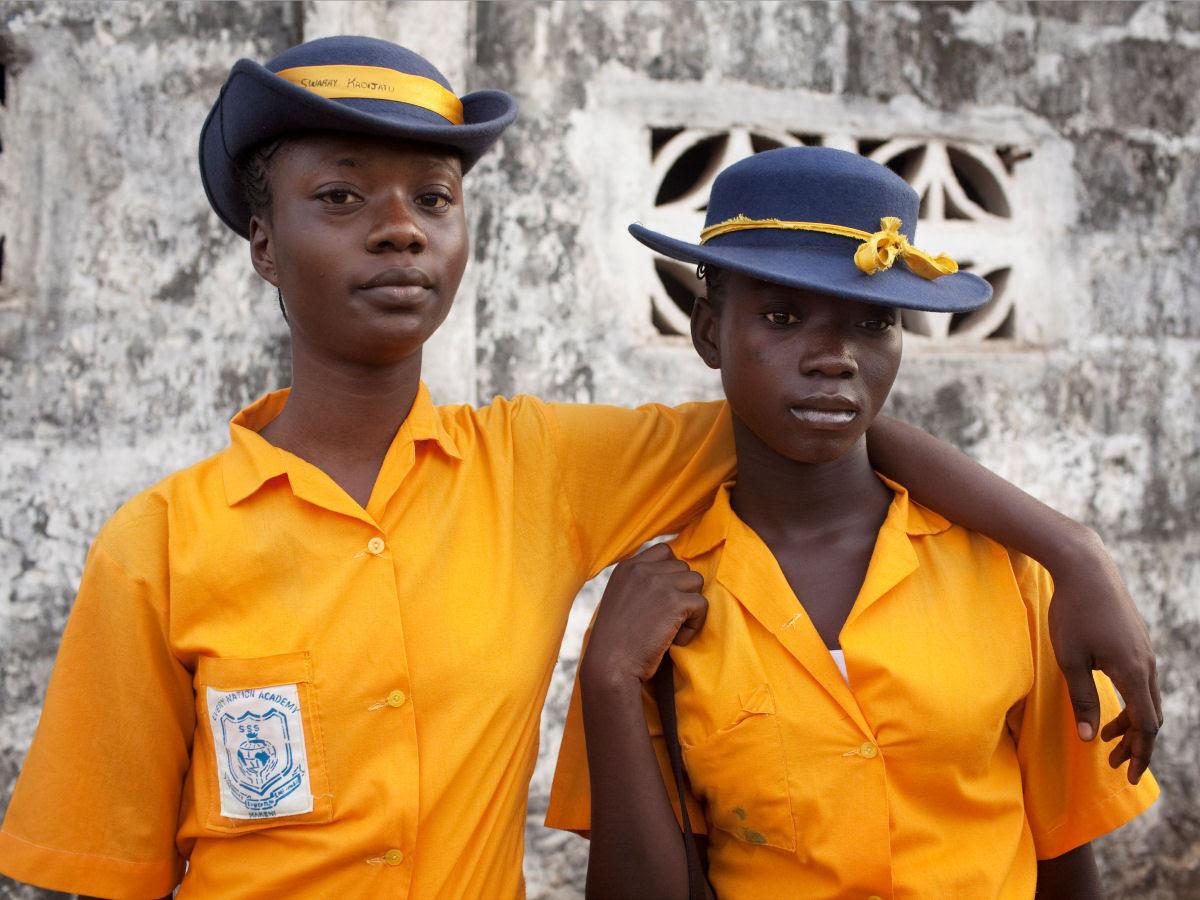 Como são os uniformes escolares em alguns países ao redor do mundo 06
