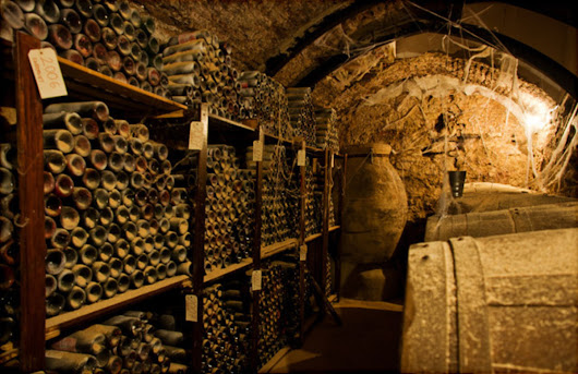 Ancient Wine Cellar Uncovered In the Middle East
