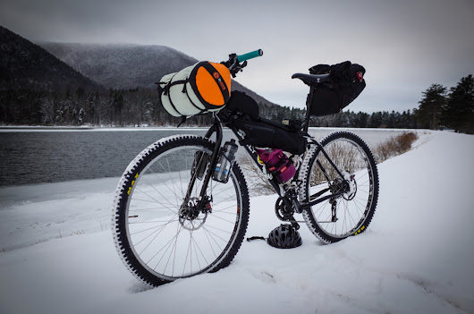 Surly Karate Monkey Bikepacking System