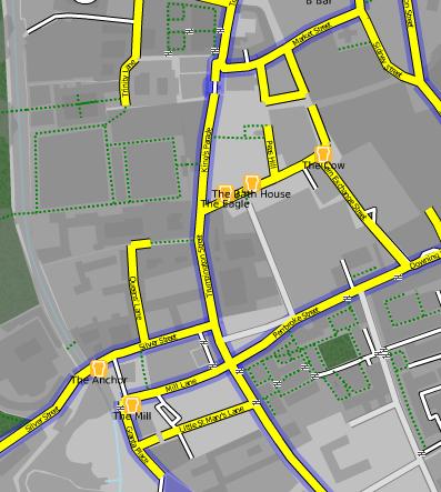 Potlach 2 Editor MapCSS