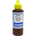 TAYLOR-R-0871-C FAS-DPD Titrating Reagent Chlorine 2 Ounce