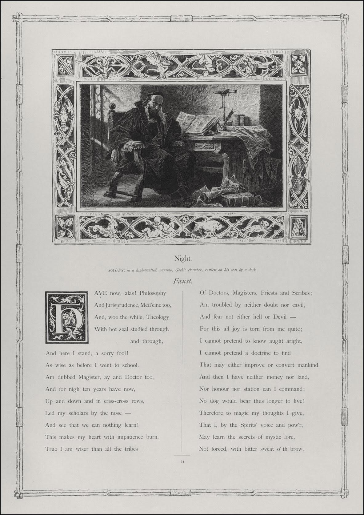 Alexander Liezen Mayer, Rudolf Seitz, Faust