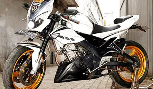 Modifikasi Yamaha Vixion Baru Modifikasi Motor Yamaha