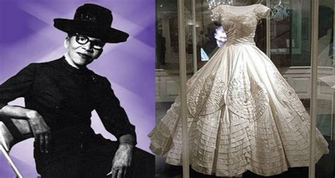 Ann Lowe: The African American Fashion Designer Who