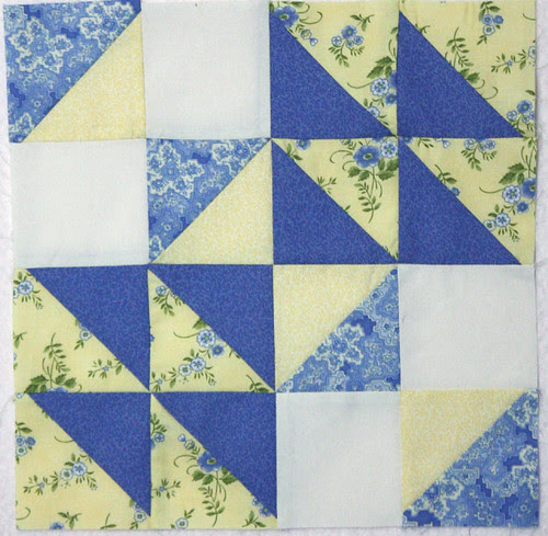 Layer Cake Quilt Along Block 2