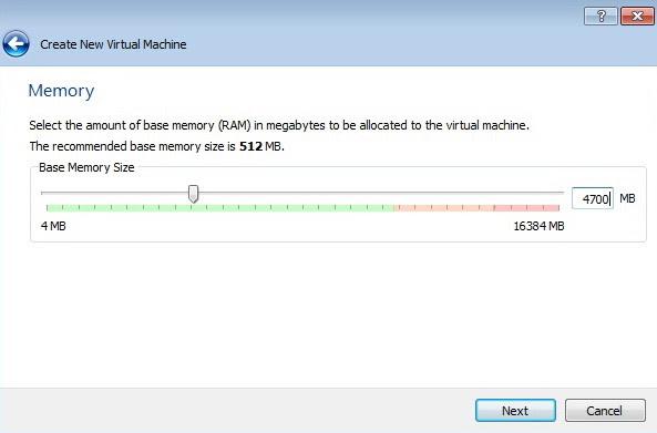 Oracle 12c RAC Virtual