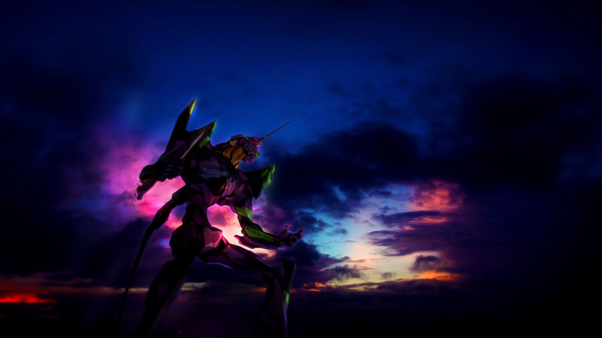 Evangelion Hd Wallpapers 77 Images