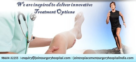 Knee Replacement Surgery In India – A Major Source Of Relief For Numerous International Patients